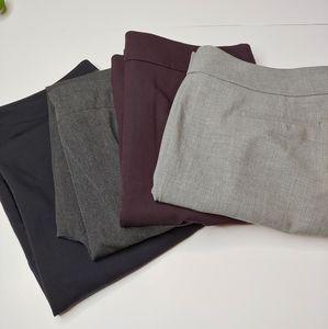 Size 10 Professional Pants/Skirt Bundle